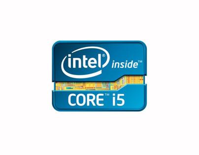 Intel Banner Animation