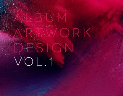Album Art Design Vol.1