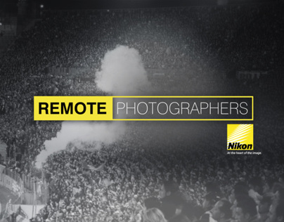 NIKON | REMOTE PHOTOGRAPHERS