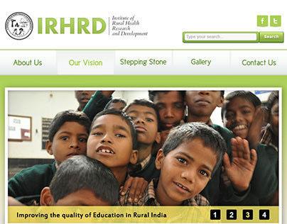 Website Design (NGO)