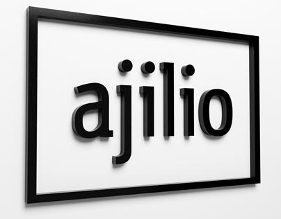 Logotype concept for ajilio
