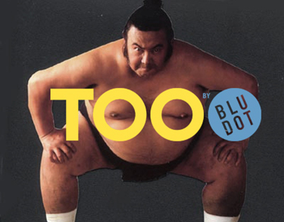 TOO by Blu Dot Logo
