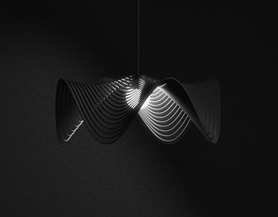 An Unnamed Parametric Lamp