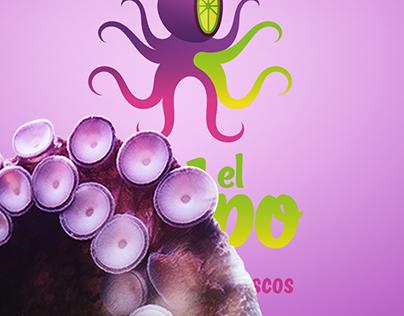 PULPO - Restaurant Identity