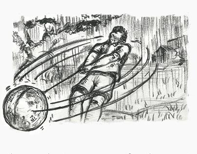 Illustration Series   Inktober 2018