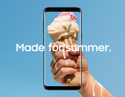 Samsung Galaxy S8 Summer Campaign
