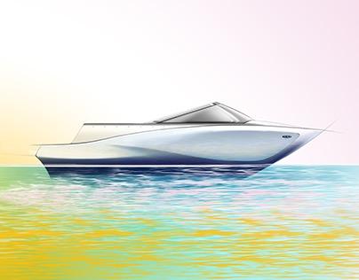 Sea Ray: Blue Dream 2018