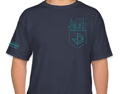 Official Jacobs Institute for Design Innovation Shirt