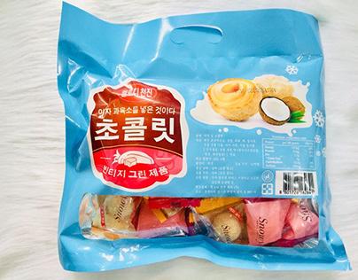 Ngập Tràn Đồ Ăn Vặt Hàn Quốc Nhập Khẩu Cao Cấp