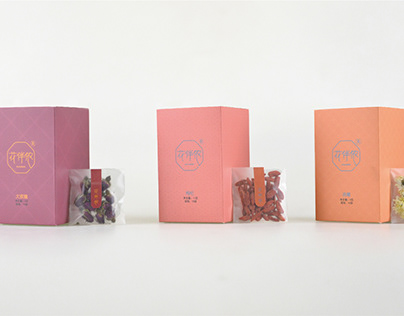 Scented Tea Package