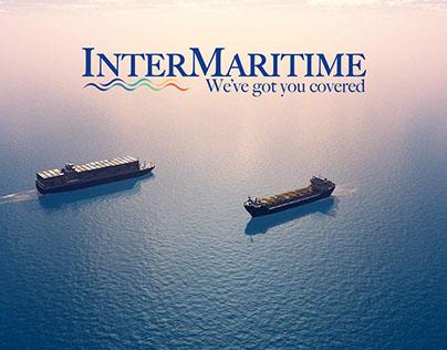 InterMaritime Website Design