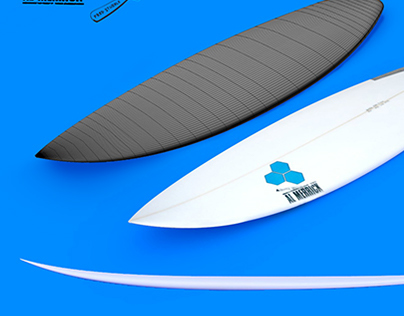 Surfboard Design-Shortboard