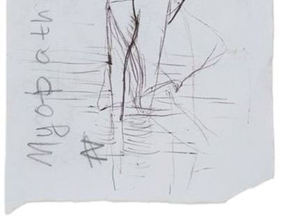 Lithographie, Zeichnung
