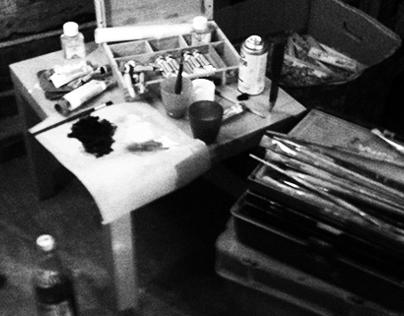 Random Studio 2013; Drawings, Sketches, Diverse....