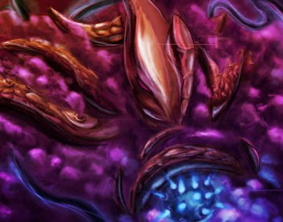 Starcraft Zerg Archon