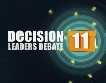 Leaders Debate 11