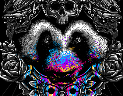 Shirt Design: The Color Eater