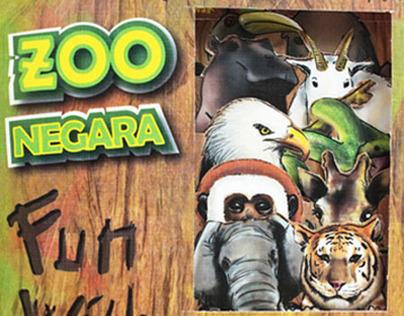ZOO NEGARA Guide Booklet