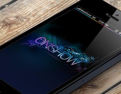 OnShow - Mobile Web