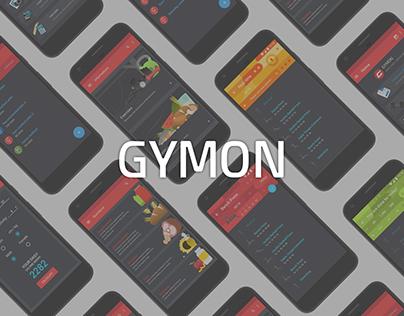 GYMON Fitness Application