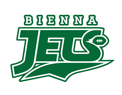 Bienna Jets Logo-Redesign & Branding