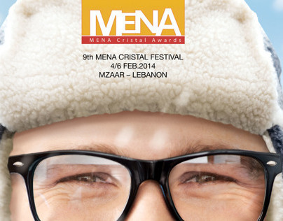 MENA Cristal 2014 poster contest