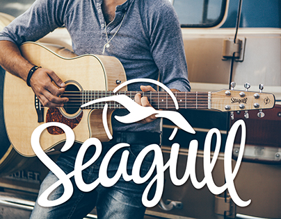 Rebranding of the Seagull identity.