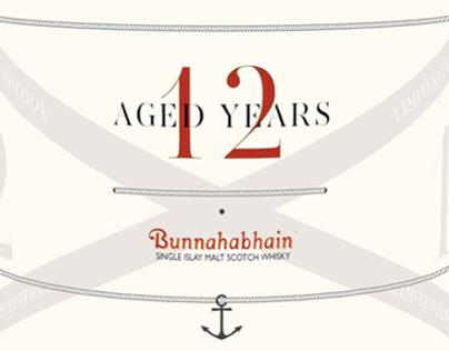Bunnahabhain - 12 Year Old