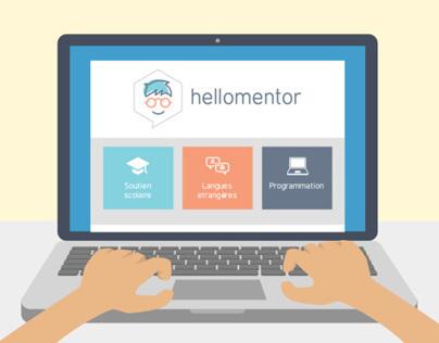 HelloMentor Video trailer