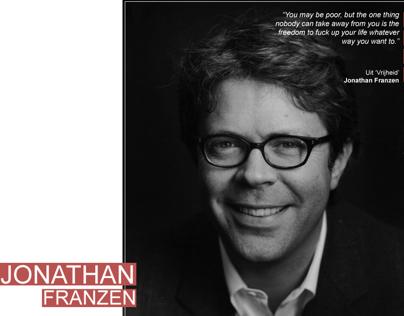 Website Jonathan Franzen