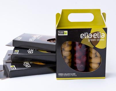 """Ladas Olive Products - """"elia-elia"""" Series"""