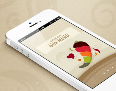 Nando's iPhone app