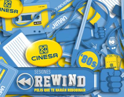 Cinesa Rewind