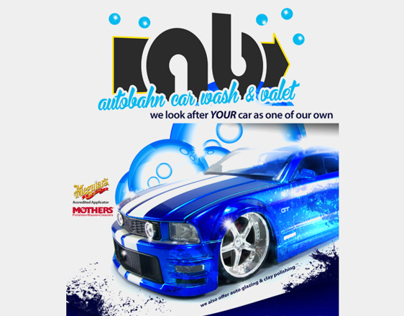 Car wash flyer background – Car Wash Flyer Template