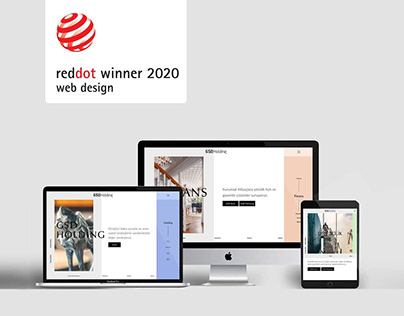 GSD Holding Web Design