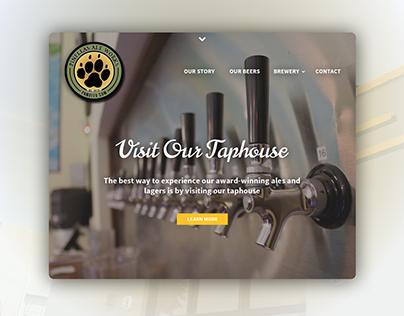 Pinellas Ale Works // Website
