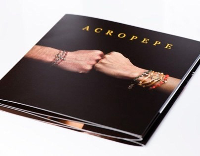 Brochure & Business Card Acropepe