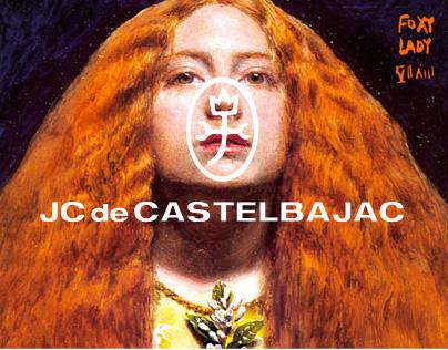 JC de Castelbajac - Website