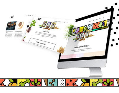 Saf Nutrition | Website Project