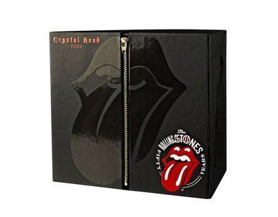 Rolling Stones 50th Crystal Head Vodka