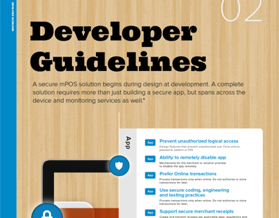 Infographic : Mobile Point of Sale Guidelines