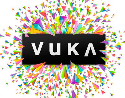 Vuka Innovation Website
