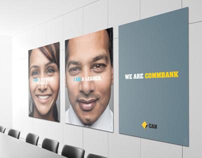 Commonwealth Bank Employment Brand