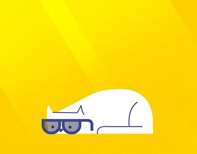 Seasonal Animations - Cats Protection