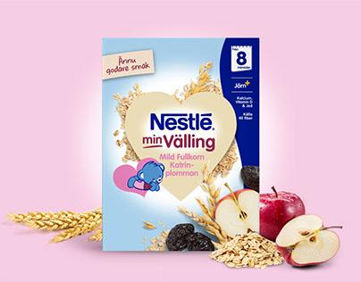 Nestlé Cereals - Brand Identity