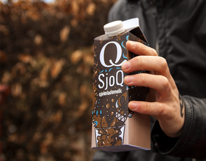SjoQ // Packaging