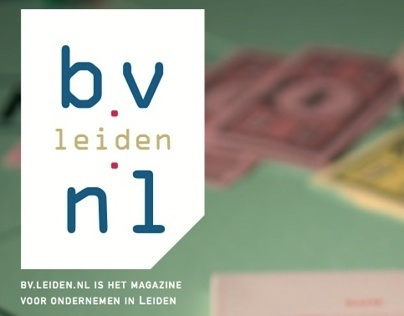 BV Leiden Magazine, ondernemersmagazine met inhoud