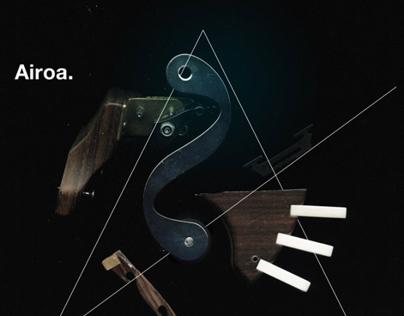 Airoa. Um projecto de Alexandre Villalba