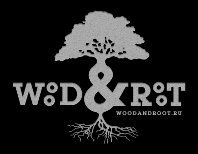 WOOD & ROOT logo