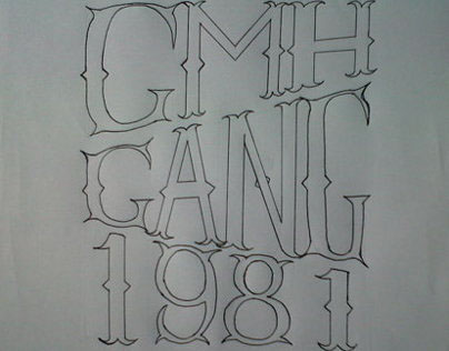 GMH Gang '81 Design